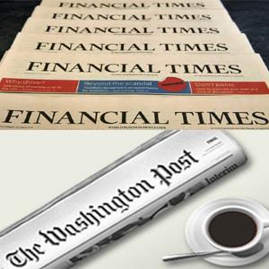 financial times the washington post