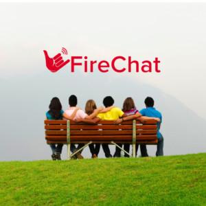 Ni wifi ni datos: Firechat o cómo convertirse en la próxima pesadilla de WhatsApp