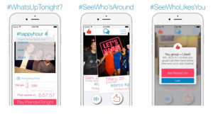 Friends Tonight, la nueva aplicación de iPhone que pretende ser el Tinder para grupos de amigos