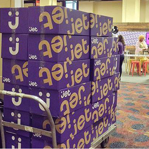 Jet.com nace para convertirse en un duro competidor de Amazon