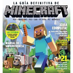 Axel Springer España lanza La guía definitiva de Minecraft