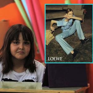 La publicidad de moda, vista a través de los ojos de los niños