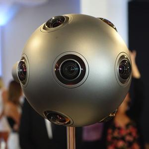 Nokia da el salto a la realidad virtual con OZO, una cámara esférica para grabar en 360º que llegará a finales de año