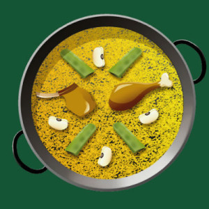 La paella valenciana, a punto de convertirse en un emoji de WhatsApp
