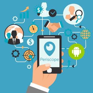 4 razones por las que su marca debería utilizar Periscope sin dudarlo