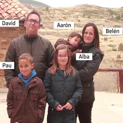 ŠKODA evita el cierre de la escuela del pueblo más alto de España