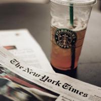 starbucks the new york times NYT