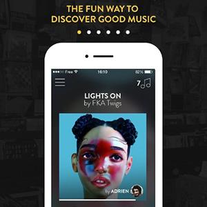 Nace una aplicación para descubrir nueva música sin esfuerzo