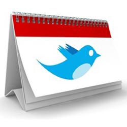 twitter calendario