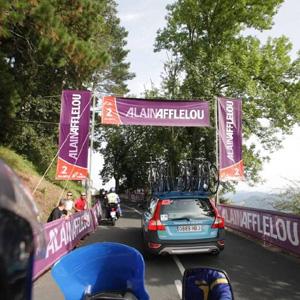 ALAIN AFFLELOU vive su cuarta Vuelta Ciclista a España como patrocinador oficial