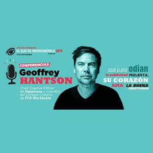Geoffrey Hantson en El Ojo de Iberoamérica 2015