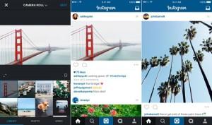 Instagram ya no es exclusivamente cuadrado: ahora permite subir fotos y vídeos apaisados y verticales