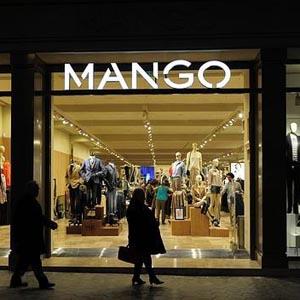 Mango duplica sus ventas online