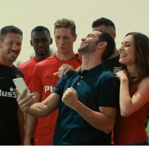 El Atlético de Madrid y Plus500 presentan su primera campaña de publicidad conjunta mundial