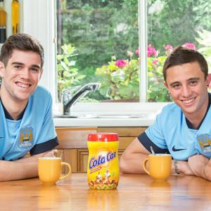 El sueño de dos jóvenes futbolistas protagoniza el nuevo spot de Cola Cao