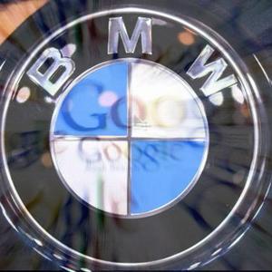 bmw y google