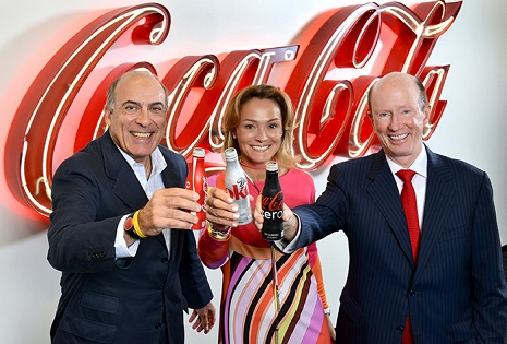 cocacola european partners