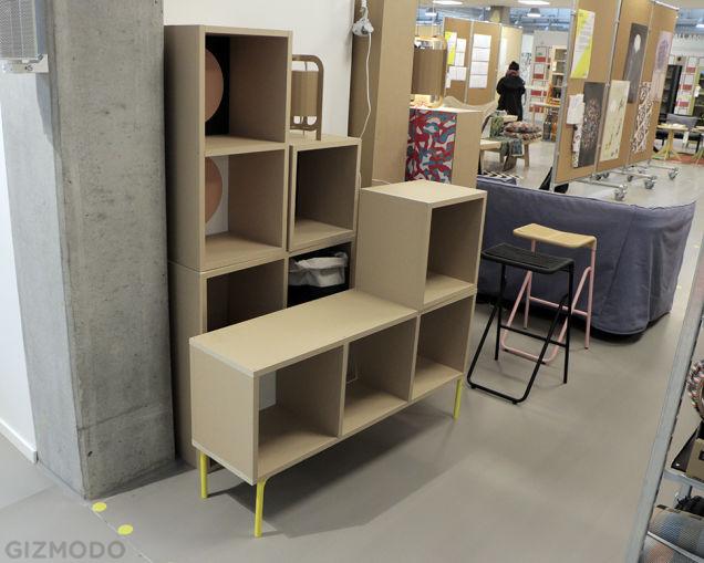 IKEA apuesta por lo ecofriendly y lanza una línea de muebles hechos