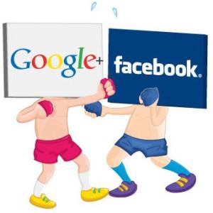 Las nuevas estrategias de Google y Facebook: mientras uno se esconde, el otro presume de su