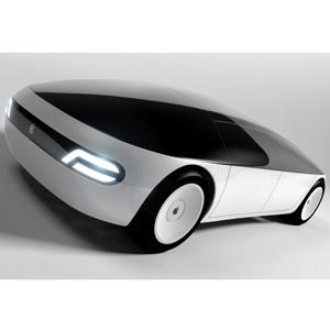 """¿Será así el iCar de Apple? No lo sabemos, pero este prototipo """"pinta"""" muy bien"""