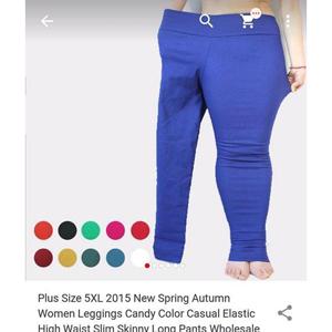 Unos polémicos leggings de talla grande ponen a AliExpress en el punto de mira