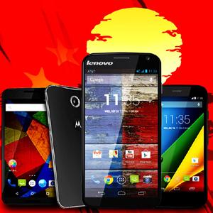 mercado smartphones china chinos moviles