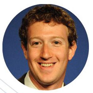Así sería el CV de Mark Zuckerberg si fuese solo Mark