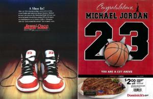 Michael Jordan reclama a una empresa 10 millones de dólares por usar su nombre en un anuncio