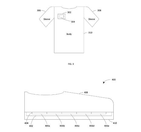 microsoft t-shirt patent