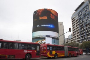 La publicidad exterior, desencadenante de hasta el 45% de los accidentes viales en México