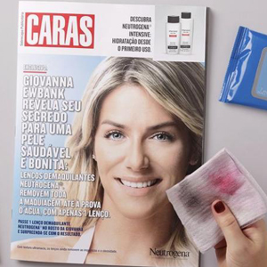 revista caras neutrogena