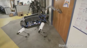 Se acerca la (terrorífica) rebelión de los robots: los de Google ya pueden abrir puertas