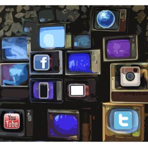 television wall