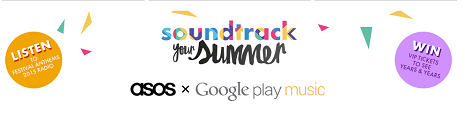 sountrack your summer