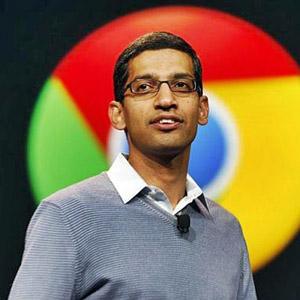 21 curiosos datos sobre el nuevo CEO de Google, Sundar Pichai