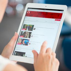 El consumo de vídeo online crecerá un 19,8% en 2016 aupado por los dispositivos móviles