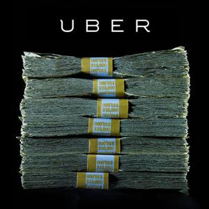 Uber continúa batiendo récords: valorado en más de 50.000 millones de dólares (y en parte gracias a Microsoft)