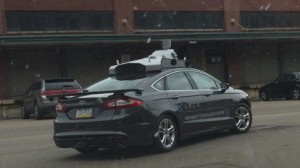 La Universidad de Arizona y Uber se unen en el desarrollo de coches autónomos