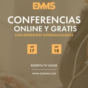 Vuelve el EMMS con sus conferencias gratuitas y online