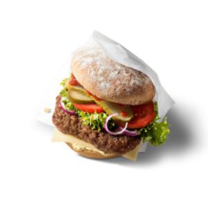 McDonald's presenta su primera hamburguesa orgánica en un (nuevo) intento por mejorar su imagen