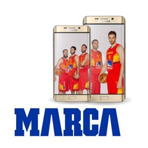 El lanzamiento del nuevo Galaxy S6 edge + une a MARCA y a Samsung en una acción pionera e innovadora