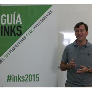 Guía #INKS2015: Internet, sus profesiones y profesionales