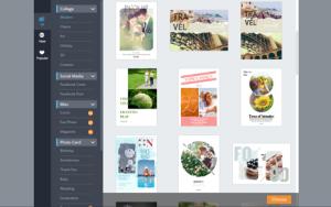 Fotojet proporciona todas las facilidades posibles para hacer un collage online