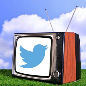 Televisión y Twitter, un matrimonio muy bien avenido