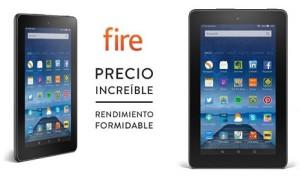 La tablet low cost de Amazon llegará a España por menos de 60 euros