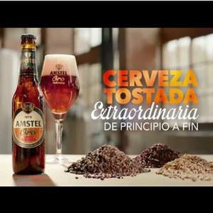 El viaje de Amstel Oro: por fin un spot de cerveza que habla de cerveza
