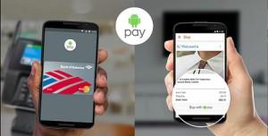 Llega 'Android Pay', el sistema de pago de Google que competirá con las tarjetas de crédito