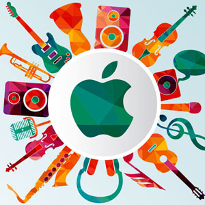 apple music 300