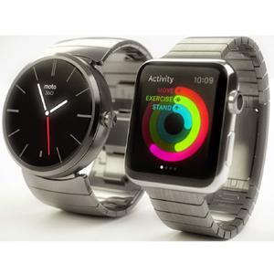 Los smartwatches Android de Google serán compatibles con los iPhones de Apple