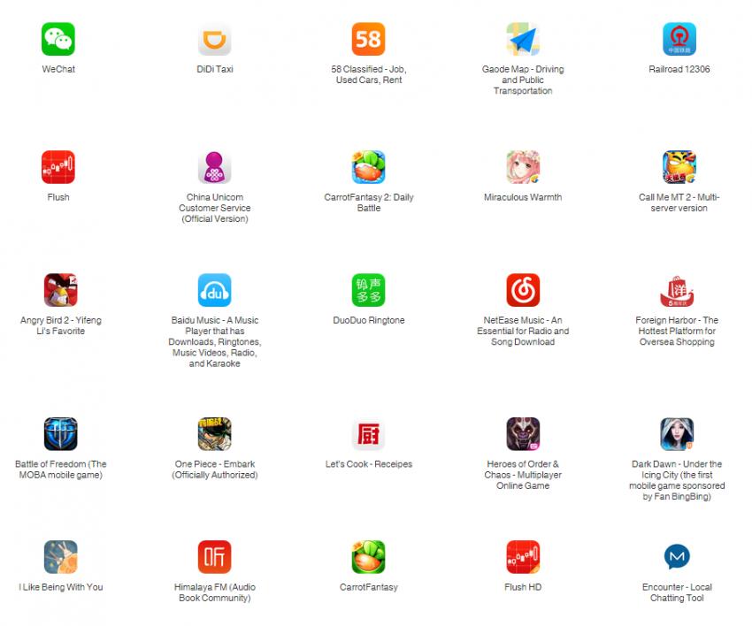 Más vale tarde que nunca: Apple publica las apps más conocidas afectadas por el ciberataque